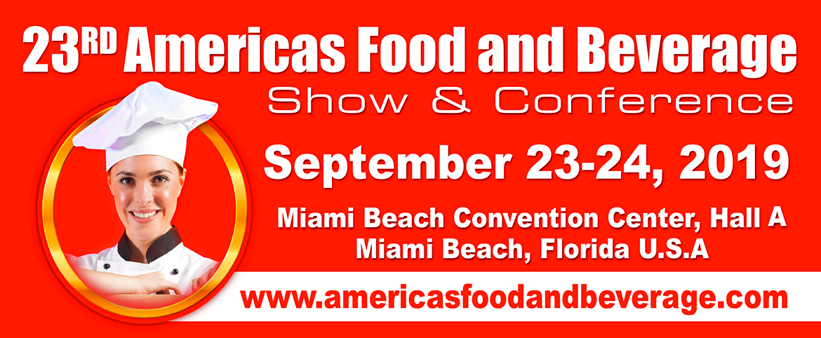 Americas Food and Beverage Show & Conference 2019