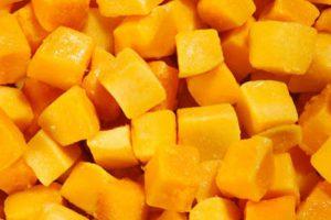 IQF Mango Dices
