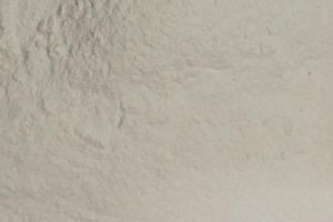 Untoasted defatted soya flour