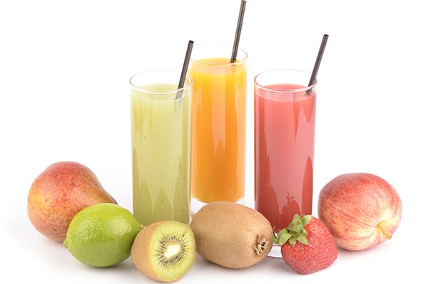 JUICES & PUREE/CONCENTRATES