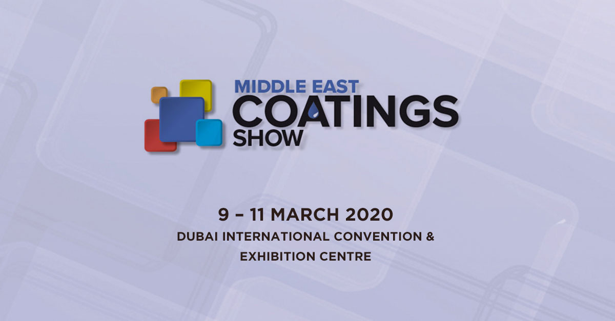 MECS (Middle East Coatings Show) Dubai