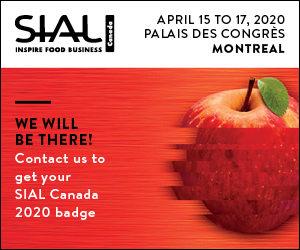 SIAL Canada – Inspire Food Business 2020